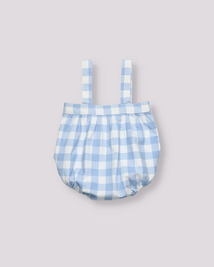 Bloomers with suspenders
