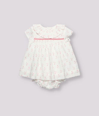 Bambula small flower dress