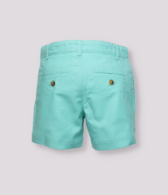 green chino Bermuda short for boys